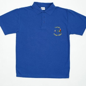 Carfield Primary School - Polo Shirt, Carfield Primary