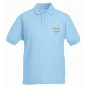 Acres Hill Primary - Polo Shirt, Acres Hill Primary